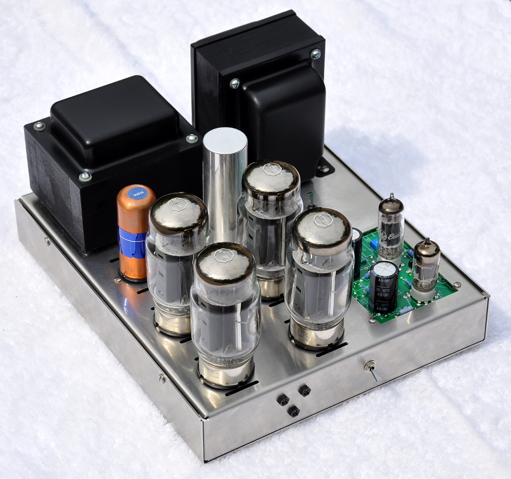 Bhl Audio Jfet Phono Pre lifier Kit 2sk170 Riaa further 442798 Single Ended Kt88 Diy Crafts furthermore JJ ECC83 S 12AX7 as well Ma int01 furthermore 230974573295. on tube audio amp kits